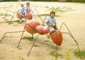 蚂蚁小品,景观小品