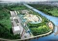 广场景观,滨水广场,广场设计