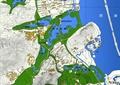 湖泊景观,旅游景区,湖泊区规划