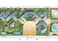 学校规划,校园景观,学校设计