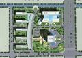 校园景观,校园规划,学校规划