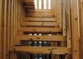 楼梯,台阶,木楼梯,建筑楼梯