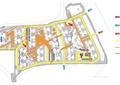 住宅景观规划,道路分析