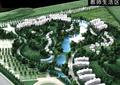 沙盘模型,学校规划,学校设计,校园景观