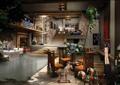 餐厅,客厅,室内装饰