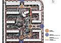 小區設計,住宅區規劃,流線分析