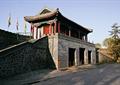 門樓,古建筑,文化建筑,樓梯,地面鋪裝,避暑山莊