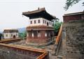 寺庙建筑,古建筑,文化建筑,矮墙,台阶,避暑山庄