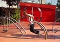 健身廣場,廣場景觀,健身設施