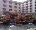 假山,跌水景观,假山水景,喷泉水景