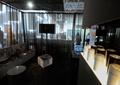 沙发,茶几,电视,窗帘布艺,窗子,柜台,酒吧