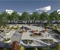 滨河景观规划设计