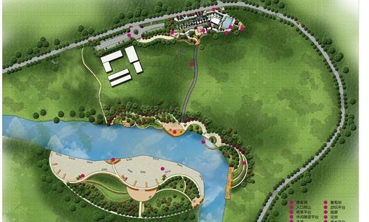 生态园规划设计