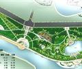 别墅景观,道路,植被,技术经济指标