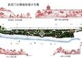 河流景觀,植被,古建筑,園路