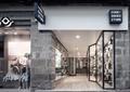 店面装修,橱窗,商业标志牌,鞋店