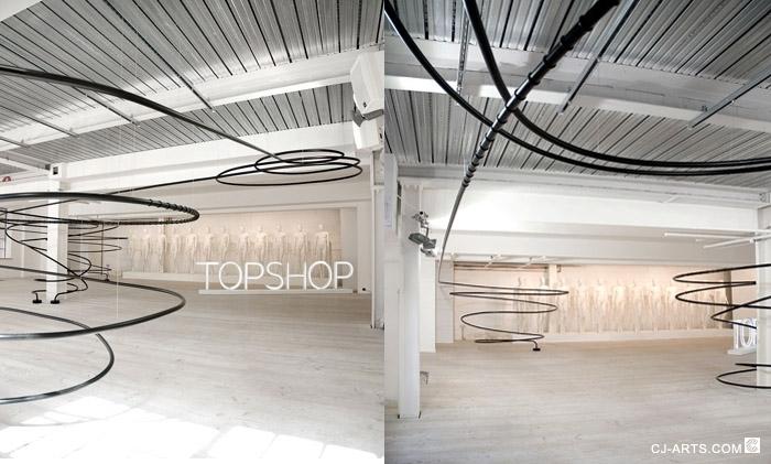 展厅,服装店展厅,展厅设计