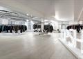 标志,木地板,服装店展厅,展厅设计,展厅