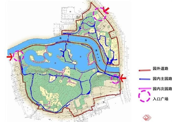 综合公园案例分析PPT文本(1)