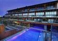 泳池,公寓,住宅楼,住宅建筑