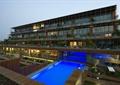泳池,公寓,住宅楼,住宅建筑,挡墙