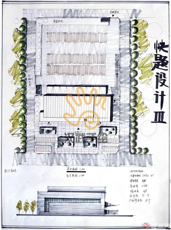 仓库建筑,工厂建筑