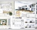 办公建筑,写字楼,工作小屋