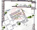售票厅,服务中心,商业建筑