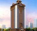 医院建筑,现代中式建筑,高层建筑,建筑设计,建筑模型