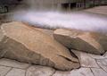 石头,石头标志,景石,地面铺装