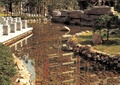 卵石水池,卵石驳岸,水池驳岸,自然石