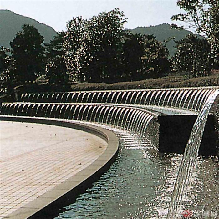 水景,水体,水景墙,水池景观,喷泉,喷泉水景,喷泉水柱,喷泉柱,喷泉景观
