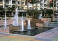 水景,水池,喷泉,水池景观,喷泉池,喷泉柱,喷泉水景,池子
