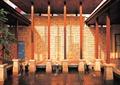 水池水景,柱子基座,景观墙,柱子