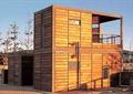 木屋,建筑,建筑设计,住宅,观景台