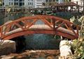 桥,桥梁,桥廊,木桥,拱桥