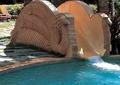 水景景观,水景雕塑,动物雕塑,凤凰雕塑