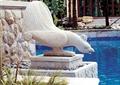 雕塑水景,抽象雕塑,雕塑,雕塑小品,雕塑臺