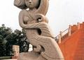 雕塑,雕塑小品,人物雕塑,人物