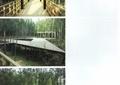 廊橋,木廊橋,欄桿,廊架