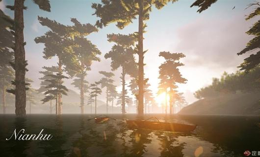 念湖湿地——肌肤弹性景观设计案例