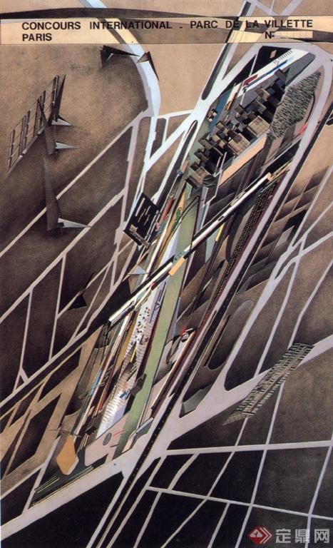 著名建筑设计师扎哈哈迪德jpg作品集(5)