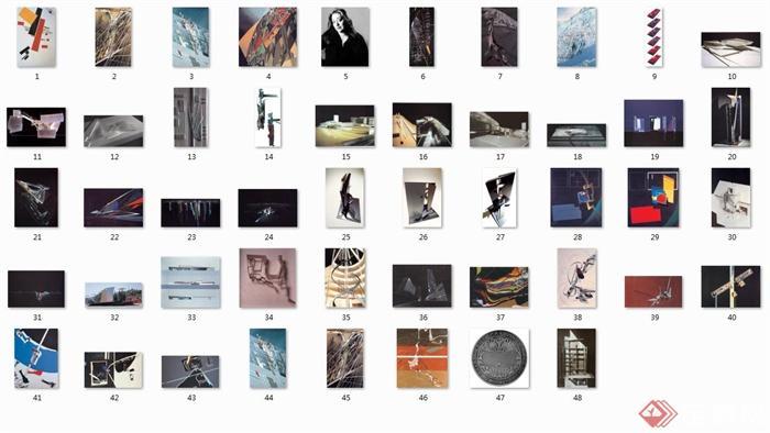 著名建筑设计师扎哈哈迪德jpg作品集(6)