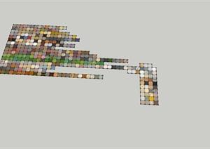 AutoSave材质库skp格式文本