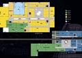 商业建筑,楼层平面图
