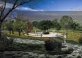 园路,地面铺装,灌木球,草坪,花卉植物,栏杆,景石