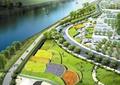 滨水广场,广场景观,广场规划