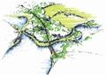 城市規劃,城鄉規劃,濱水景觀