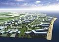 滨水景观,城市规划,概念城市
