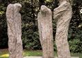 石柱,雕塑,景观柱